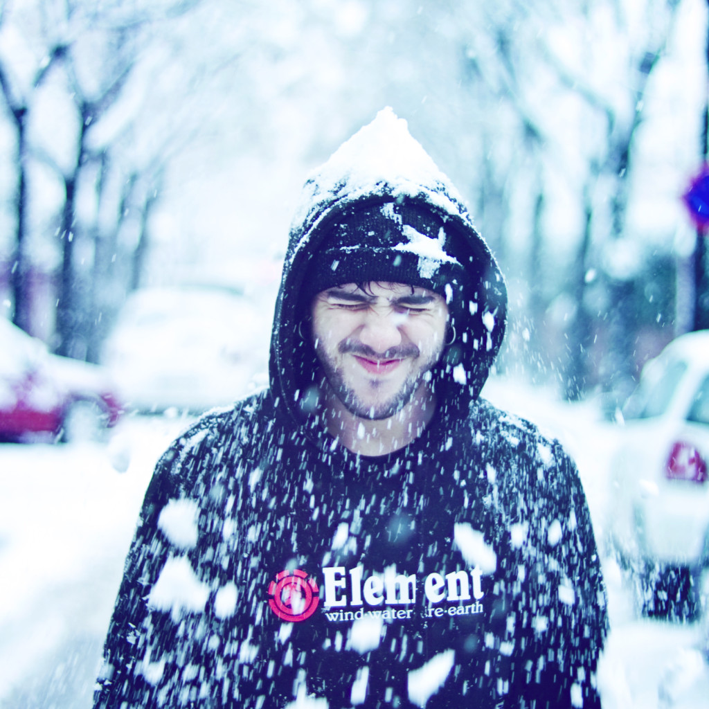 Does it snow in Las Vegas