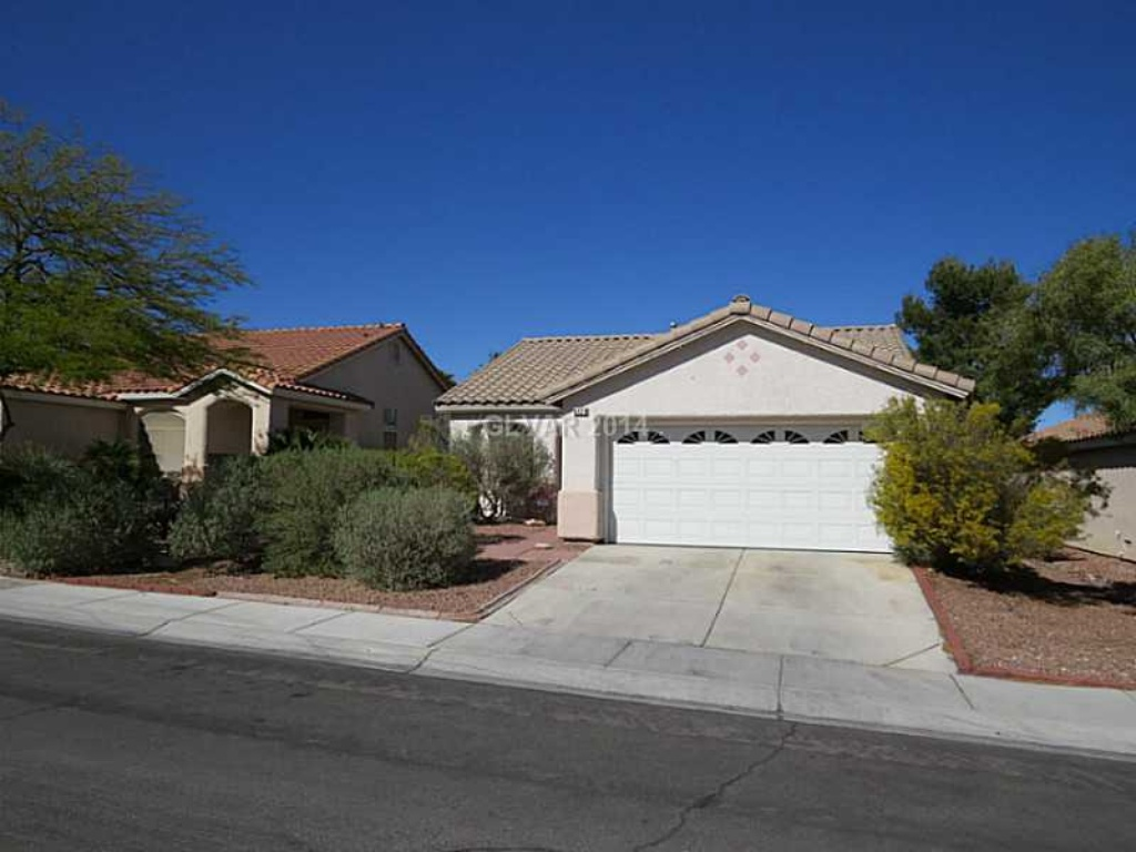This nice home is located in Summerlin