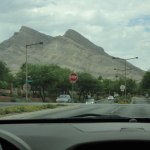 Driving around the Neighborhoods of Las Vegas