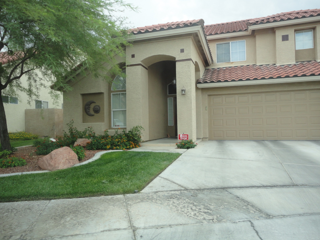 Well maintained house in Summerlin
